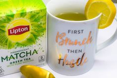 3 Tips For De-Stressing With Lipton Matcha Green Tea
