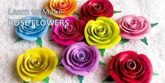 Imagine being able to craft/make these Rose Flowers all by yourself and use them to decorate your dinner table, center table etc. A few minutes is all it takes. The steps are simple and in a matter of a few minutes you are good to go. These roses could serve as potpourri to decorate your dinner table or bed side table and indeed you could use them to decorate for occasions such as birthdays, Christmas, weddings etc. | Shop this product here: http://spreesy.com/aubenouvelle/2 | Shop all of…