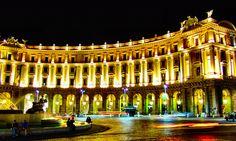 Piazza della Repubblica (Rome) <2>, via Flickr.