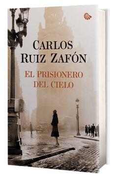 La Trilogía de Carlos Ruíz Zafón es magnífica, historias que te atrapan, personajes fascinantes! (La Sombra del Viento, El Juego del Angel, El Prisionero del Cielo)