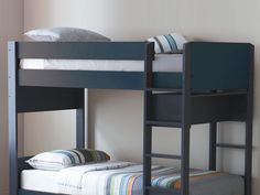 Metal Bunk Bed With Desk And Ladders 49 99 159 Two In A Room Pinterest Metals Products Ladder