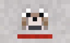 Minecraft Tamed Wolf Wallpaper by LynchMob10-09.deviantart.com on @DeviantArt