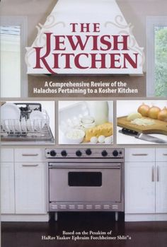 The Jewish Kitchen A Comprehensive Review of the Halachos Pertaining to a Kosher Kitchen * Find out more about the great product at the image link.