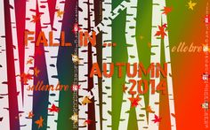 Nuovo calendario desktop | SETTEMBRE-OTTOBRE 2014 | fall in... Autumn 2014!