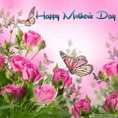 Happy Mother's Day Glitter Images 2019