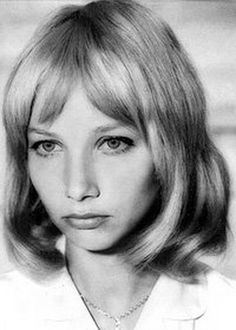 Pola Raksa - beautiful Polish actress