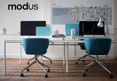 A Type 75™ desk lamp for Modus at Design Junction 2015.