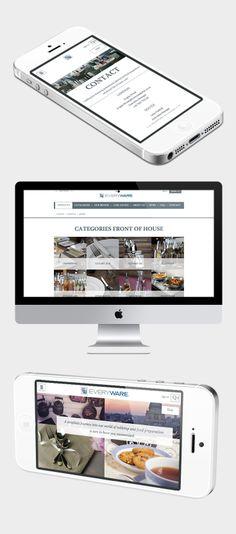 Everyware Global  – responsive e-commerce website www.everywareglobal.co.uk / CHILID for Oneida Ltd / Agency: CHILID Creative Dir.: Anna Zarudzka Designer / Graphic Designer: Anna Bil Front-end developer: Marek Goczoł, Bartłomiiej Tomecki, Agata Belkius, Marek Mrowiec