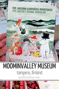 Moomin things in Tampere, Finland (Moominvalley museum and little Moomin sculpture) Finland Culture, Moomin House, Finland Travel, Moomin Valley, Tove Jansson, Bucket List Destinations, The Beautiful Country, Nordic Design, Nature Animals