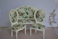 sofa set by dementeamano on Etsy