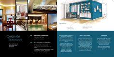 plaquette architecte d'interieur - Recherche Google Thai Restaurant, Recherche Google, Desktop Screenshot, Marketing, Booklet