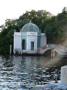 Villa Vizcaya, Miami, Florida