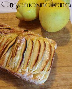 Plum cake ricotta e mele, ricetta senza burro | Cris e Max in cucina