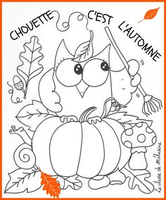 Home Decorating Style 2020 for Coloriage Automne Maternelle, you can see Coloriage Automne Maternelle and more pictures for Home Interior Designing 2020 18376 at SuperColoriage. Theme Halloween, Halloween 2017, Halloween Crafts, Owl Crafts, Crafts For Kids, Fall Inspiration, Bricolage Halloween, Free Hd Wallpapers, Autumn Activities
