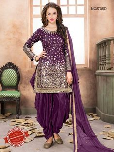 Shop online for party wear salwar kameez and designer salwar kameez. Buy this net and tafeta silk embroidered and mirror work pink patiala salwar kameez. Patiala Salwar, Patiala Dress, Punjabi Salwar Suits, Punjabi Dress, Punjabi Bride, Indian Suits Punjabi, Punjabi Suits Party Wear, Anarkali, Pakistani