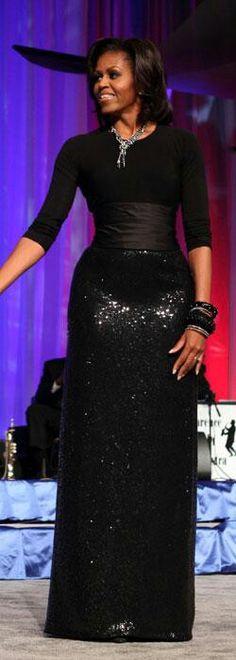 Michelle Obama http://www.noellesnakedtruth.com/