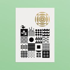 Love Grows Letterpress Print by Eight Hour Day
