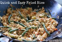 100daysofrealfood Weeknight Meal - Fast and Easy / by Lisa Leake | 100 Days of Real Food