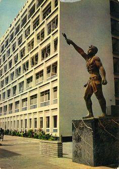 Sango Bronze by BEN ENWONWU: 1964