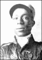 Eugene Jacques Bullard, also known as the Black Swallow of Death, was the first black American fighter pilot and the only black pilot in World War I. In 1994, Bullard was posthumously commissioned as a second lieutenant in the United States Air Force