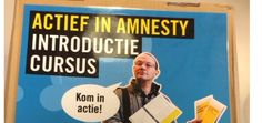 Amnesty international  introductiecursus.