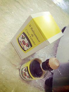 Mandorlato aromatizzato al Balsamico in creazione