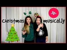 Χριστουγεννιάτικα musical.ly || fraoules22 Musical Ly, Youtubers, Greek, Christmas Ornaments, My Favorite Things, Holiday Decor, Celebrities, Videos, Disney