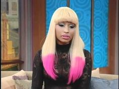 Probably the smartest thing that has come out of her mouth about education. Nicki Minaj on The Wendy Williams Show