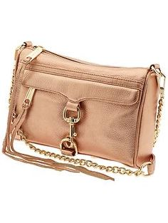 mini mac / rebecca minkoff.  I want this. But not in this color.