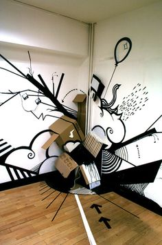 Clemens Behr | Installation Artist