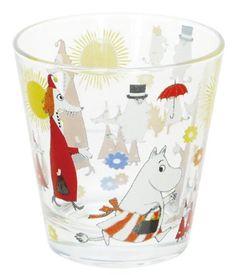 MOOMIN Moomin Sofia Glass Walk (WA) K684WA