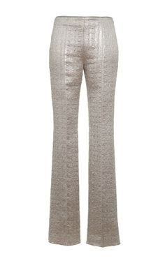 Lame New Flare Pant by AGNONA for Preorder on Moda Operandi