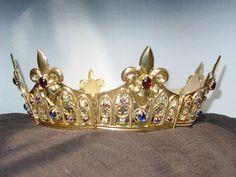 crown for the Queen of Atlantia Darkridge Jewels