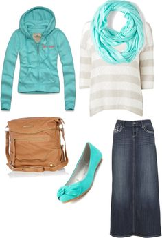"""Blue"" by sandy-simmons ❤ liked on Polyvore"