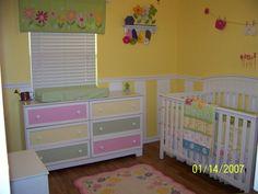 cute stuff... but need bright blue walls.