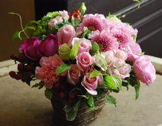 センスの良いお花屋さん♪お祝いにもオススメ