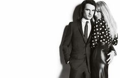Sienna Miller and Tom Sturridge featuring in the Burberry Autumn_Winter 2013 Campaig_002