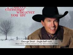 Merry Christmas, Y'all!  George Strait - Jingle bell rock (Original)