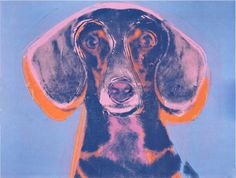 Andy Warhol / Portrait of Maurice