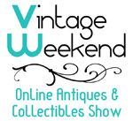 ecommerce article Introducing Vintage Weekend - Online Antiques and Collectibles Show Mark your calenders! We will be there along with a lot of other quality vintage dealers. #vintageweekendshow
