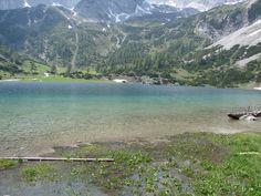 Sebensee Tirol Austria