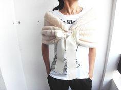 Boléro Mariage, foulard mariée, écharpe tricotée,Etole , chale