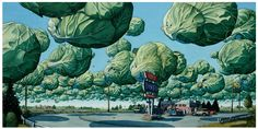 "Sprouts by David Weisner from the ""June 29, 1999"" book"