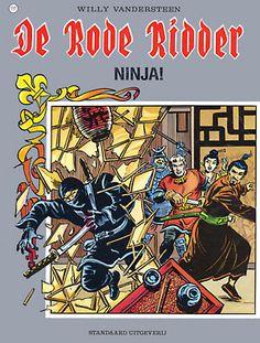 De Rode Ridder - Ninja!