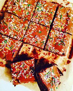 Jo's Blue AGA: Sprinkles Brownies