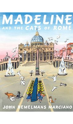 Madeline & Cats Of Rome by John Bemelmans Marciano: Here the doll which goes with the book. http://pinterest.com/pin/2814818486984957/  $16.07 #Madeline_and_the_Cats_of_Rome #Book #Kids