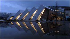Polaria Museum Norway.