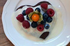 Protein-sjokoladekake (Bakekona)