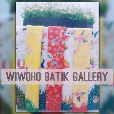 Batik Tulis Madura..