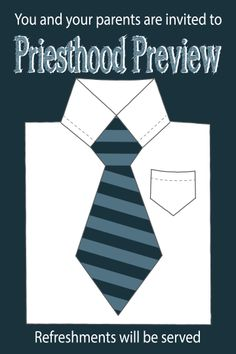 priesthood preview on pinterest how to fold church news